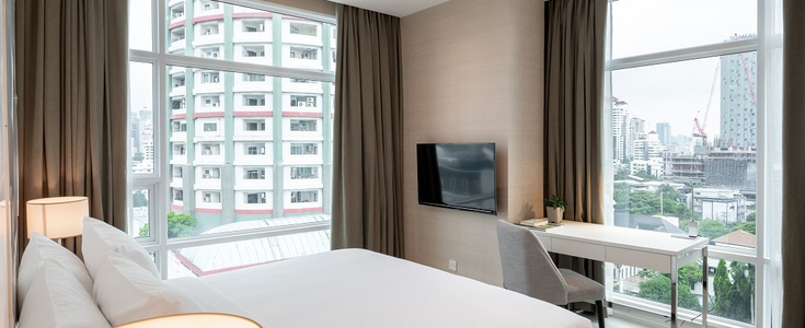 EXCLUSIVE SUITE 2 BEDROOM  Jasmine 59 Hotel